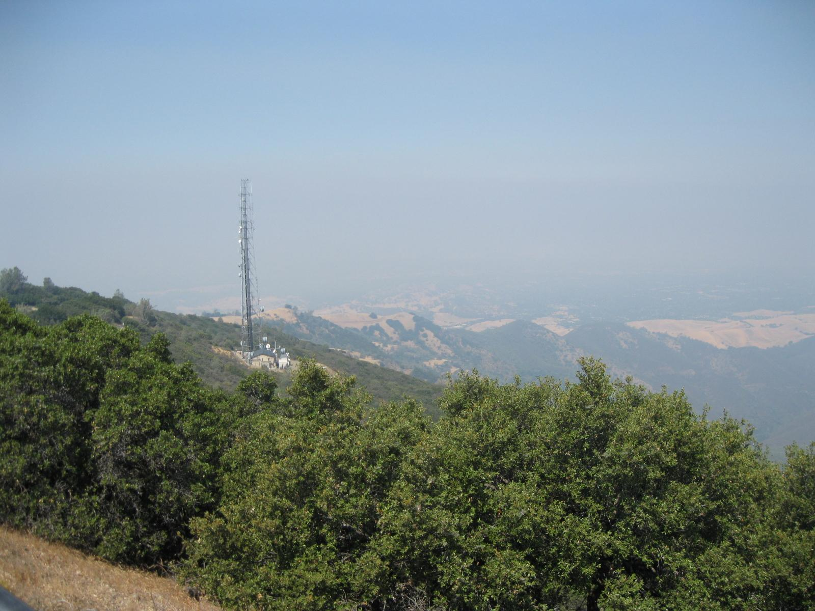 Mt Diablo