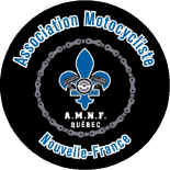 Association motocycliste de la Nouvelle-France (A.M.N.F)