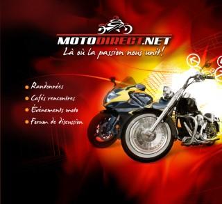 Le salon de la moto