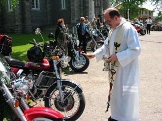 Les bénédictions de moto