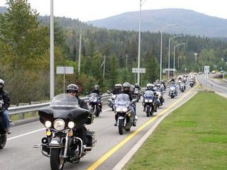 Les signaux de moto