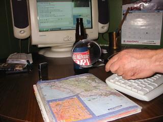 Planifier un itinéraire