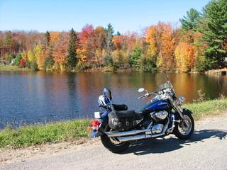 Les randonnées d'automne