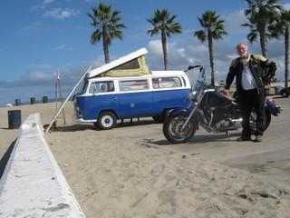 Rouler avec une moto empruntée