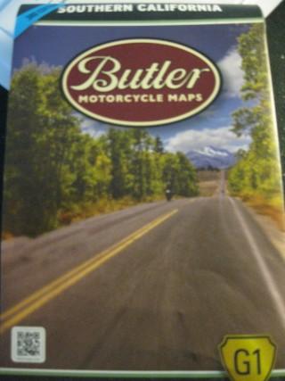El Nino et les Butler motorcycle maps